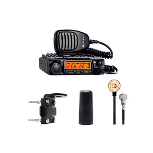 Midland MXT400VP3 MicroMobile GMRS 2-Way Radio Value Pack