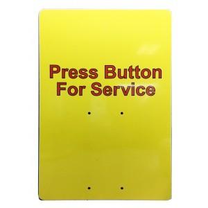 Motorola Sign for CB Series Callboxes