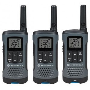 Motorola TALKABOUT T200TP Two Way Radio Triple Pack