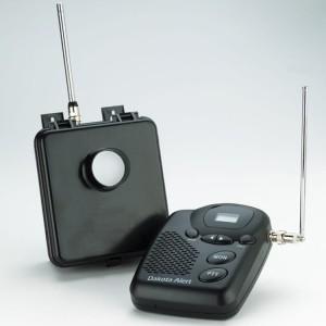 Dakota Alert MURS-BS-KIT MURS Alert Transmitter and 2-Way MURS Base Station