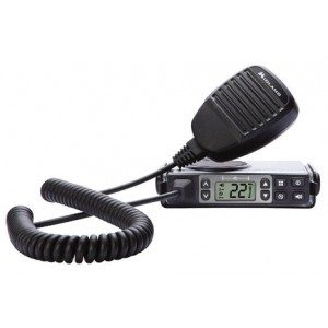 Midland MXT105 MicroMobile GMRS 2-Way Radio