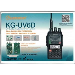 Wouxun KG-UV6D User Manual