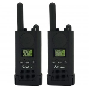 Cobra PX880-BC FRS Two Way Radios For Business (2-Pack)