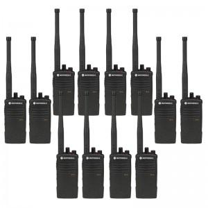 Motorola  RDX RDV5100 Radio Twelve Pack