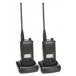 Motorola RDX RDU4160d Radio Two Pack