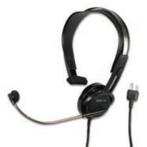Ritron RHD-1X Single Ear Headset w/ In-Line PTT