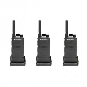Motorola RM RMU2040 Radio Three Pack