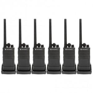 Motorola RM RMV2080 Radio Six Pack