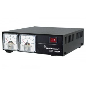 Samlex SEC-1235M 30 Amp Switching Power Supply