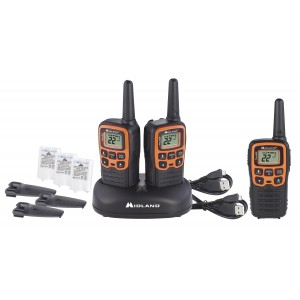 Midland X-Talker T51X3VP3 Two Way Radio - 3 Pack