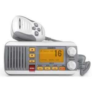 Uniden UM435 Fixed Mount VHF Marine Radio