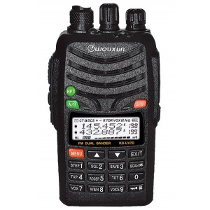Wouxun KG-UV7D High Power Dual Band UHF/VHF Amateur Radio