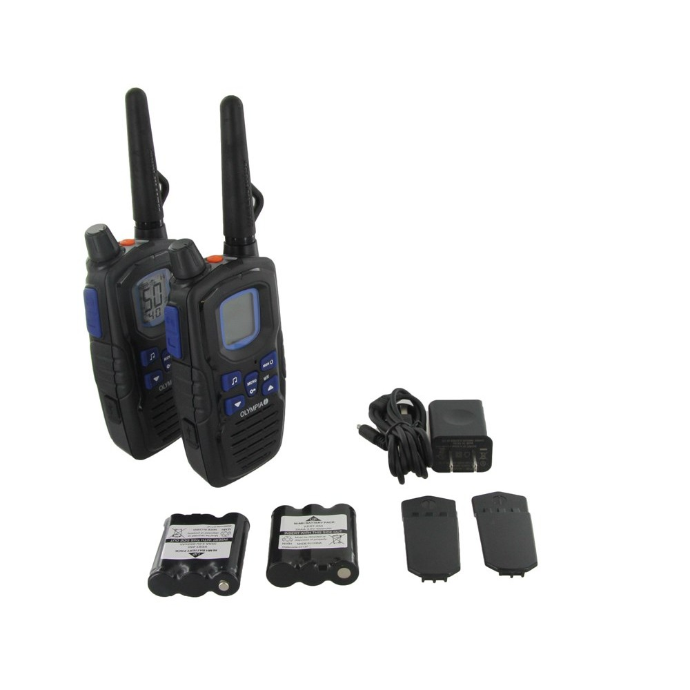 Olympia R300 Two Way Radio Value Pack