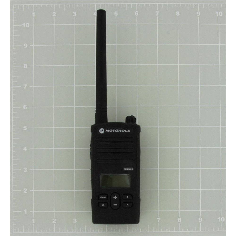 Motorola Rdm2080d Murs Two Way Radio