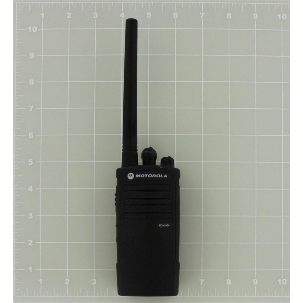 Motorola Rdv2020 Two Way Radio Rdx Series