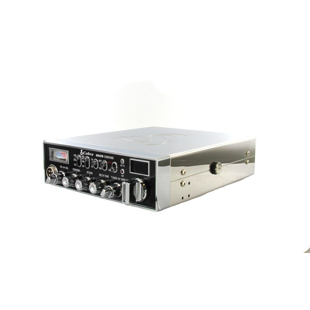 Cobra 29 Ltd Chr Chrome Special Edition Cb Radio