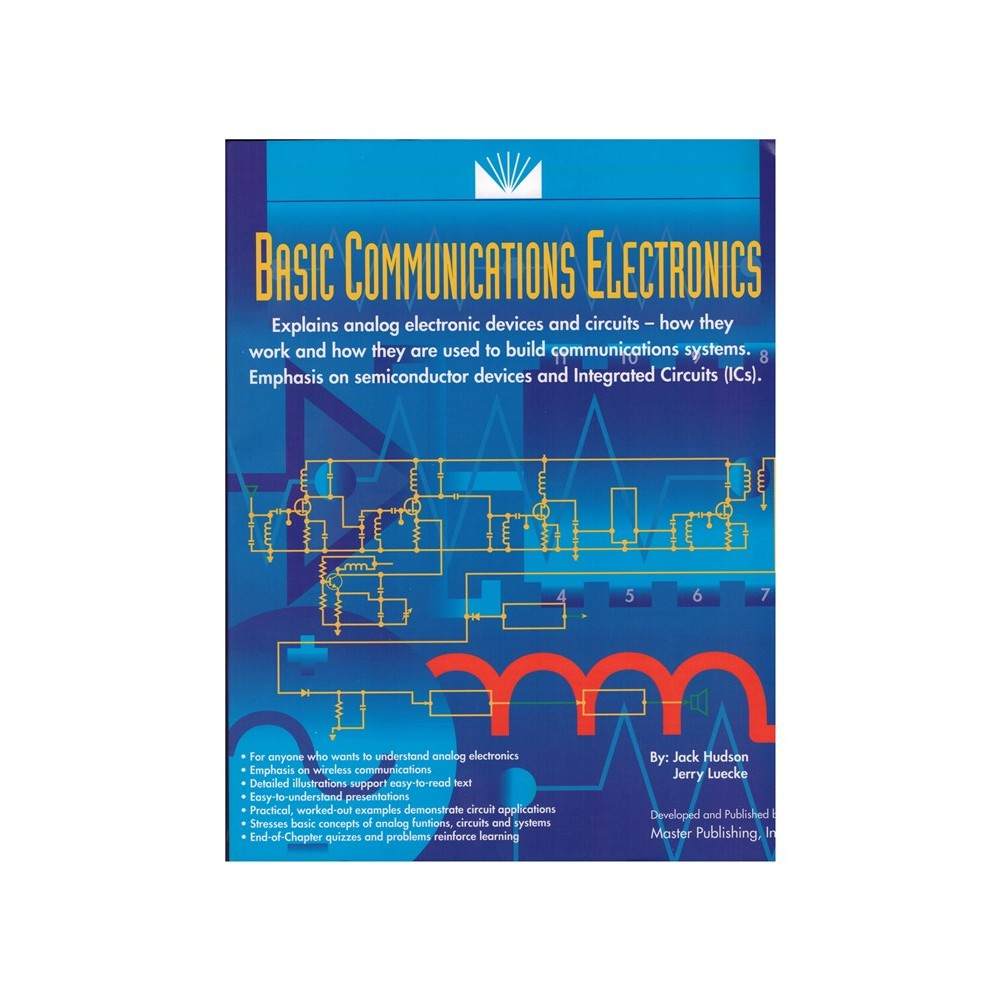 Basic Communications Electronics Entry Level Analog Easy Circuit To Build