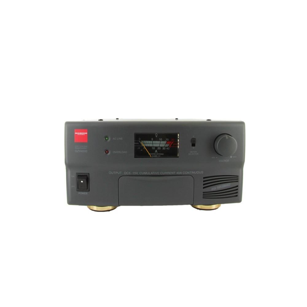 DIAMOND GZV4000 Power Supply Variable 5V-15VDC 40A