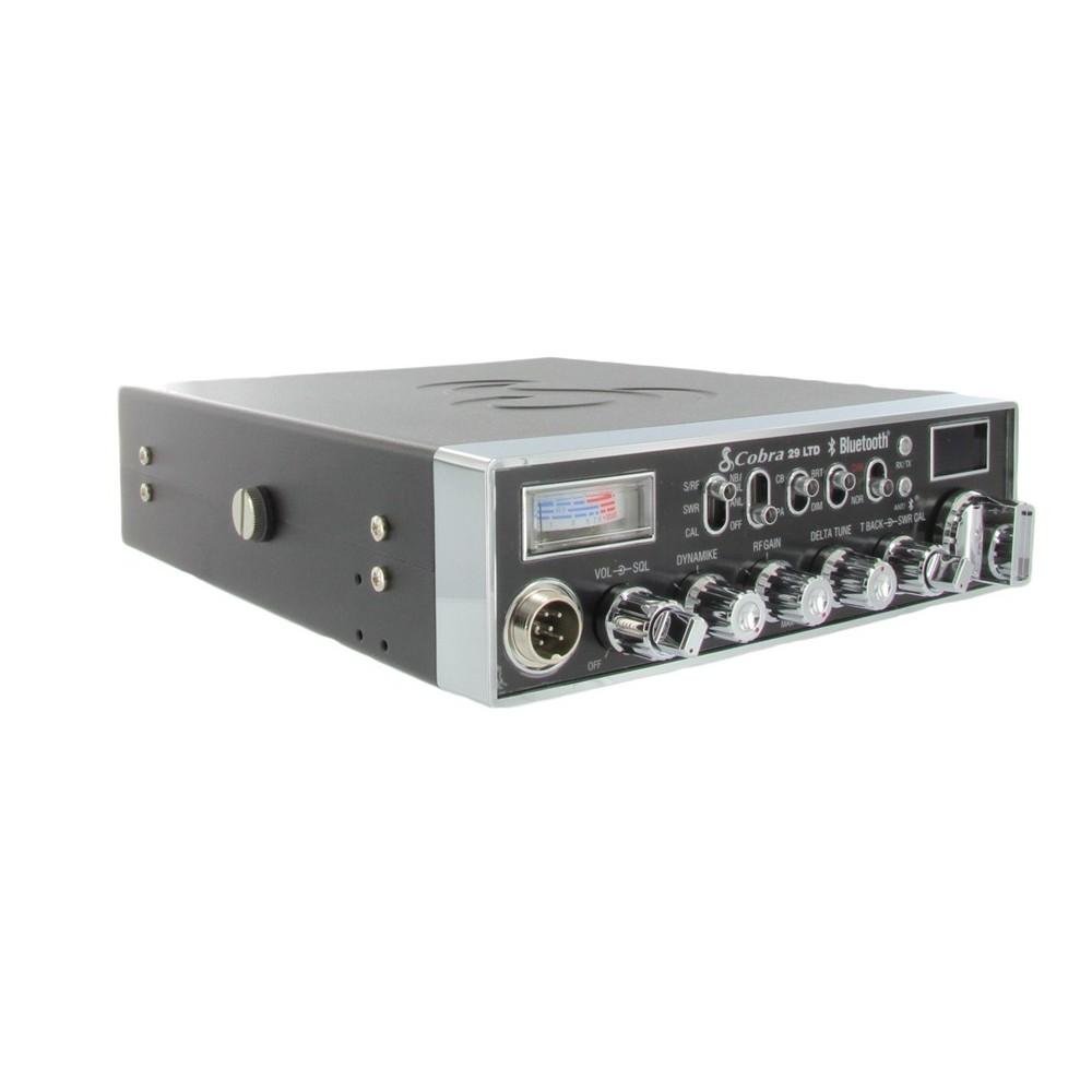 Cobra 29-LTD-BT CB Radio with Bluetooth Wireless Technology