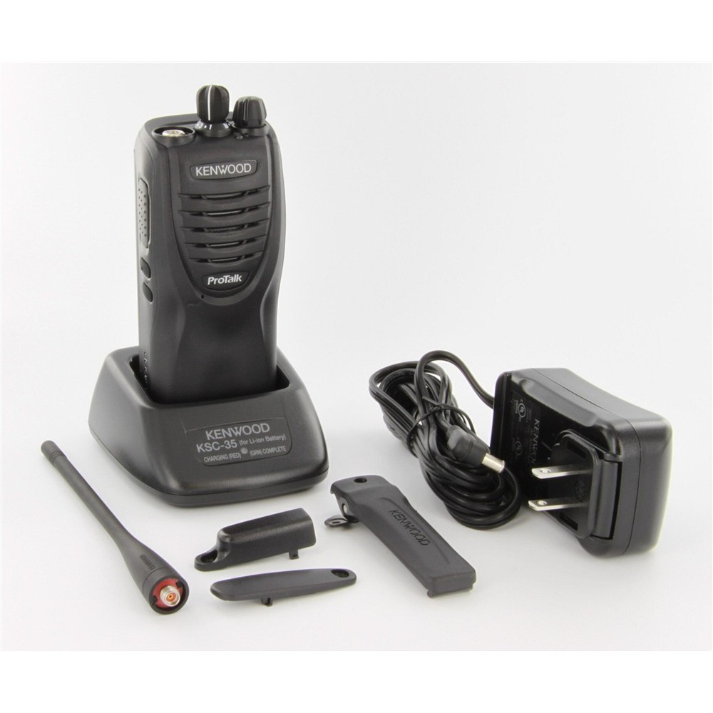 Kenwood Tk 3300 U16p Two Way Radios