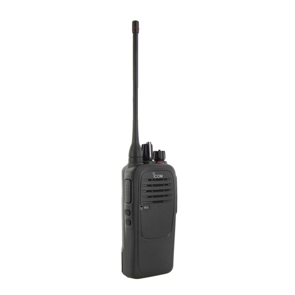 BC-213 Icom IC-F1000 01 5 watt 16 channel VHF 136-174mhz two way radio with Charger Complete Kit F1000 01