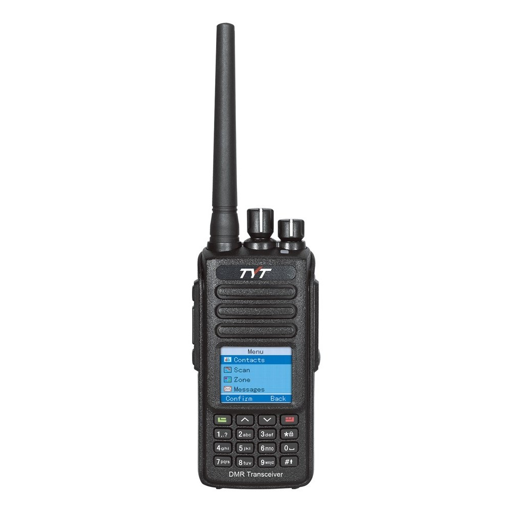 Tytera MD-390 Waterproof DMR Digital Two Way Radio With GPS