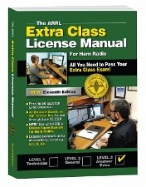 ARRL Extra Class License Manual (11th Edition)