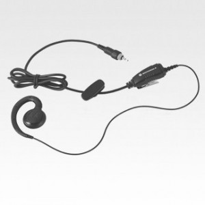 Motorola HKLN4455A CLP Single Pin PTT Earpiece