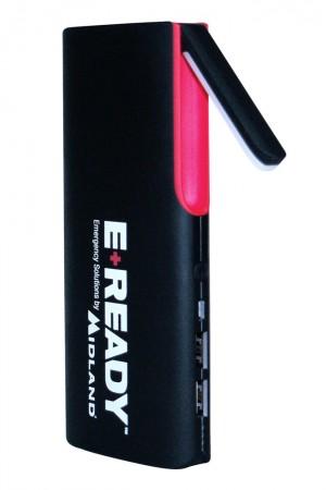 Midland EP100 E-Ready Portable Charger w/ Flashlight