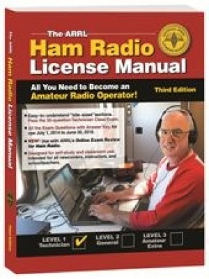 Ham Radio Technician Class License Manual 3rd Edition