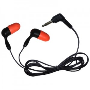 Blackbox Foam Listen-Only Earpiece (3.5mm)