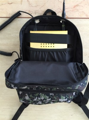 Leixen Camo Back Pack Bag for VV-898S/SP