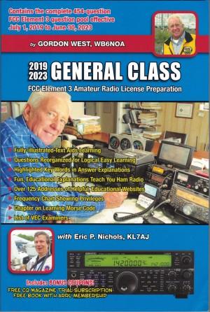 Gordon West General Class Manual (2019-23)