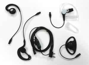 XLT Snap Series Single Wire Interchangeable Earpiece Kit