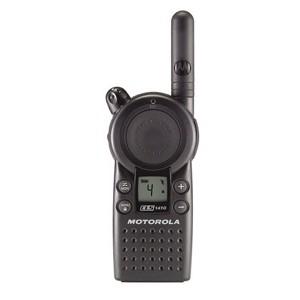 Motorola CLS1410 Two Way Radio - Daily Rental