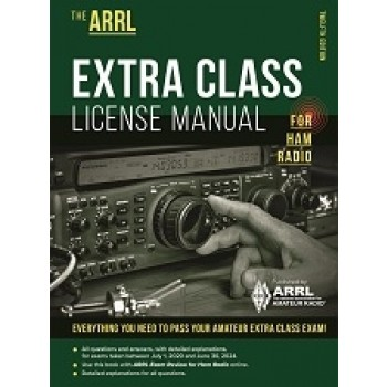 Arrl Extra Class License Manual 12th Edition