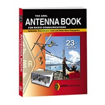 ARRL Antenna Book with CD (23rd Edition)