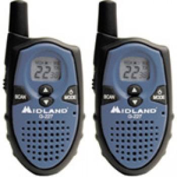 Midland G-227 Two Way Radios