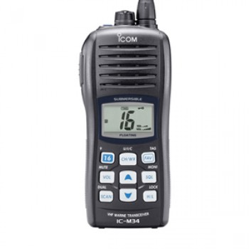 icom ic m34 vhf marine radio rh buytwowayradios com Liebert iCOM Service Manual icom ic-m34 owners manual
