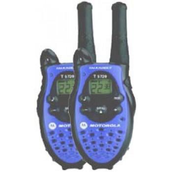 Motorola walkie talkie t5720 youtube.
