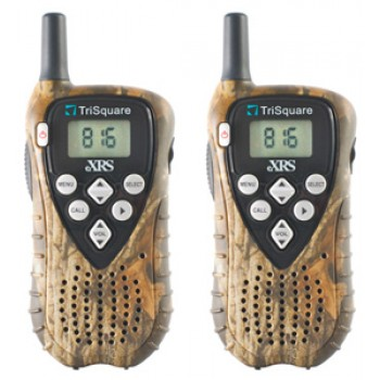 TriSquare TSX100R-2VP Two Way Radio Value Pack