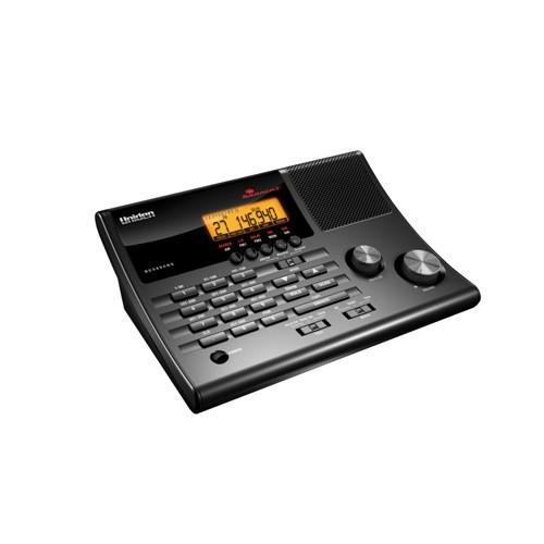 Uniden BC340CRS 100-Channel Clock Radio Scanner Discontinued by Manufacturer