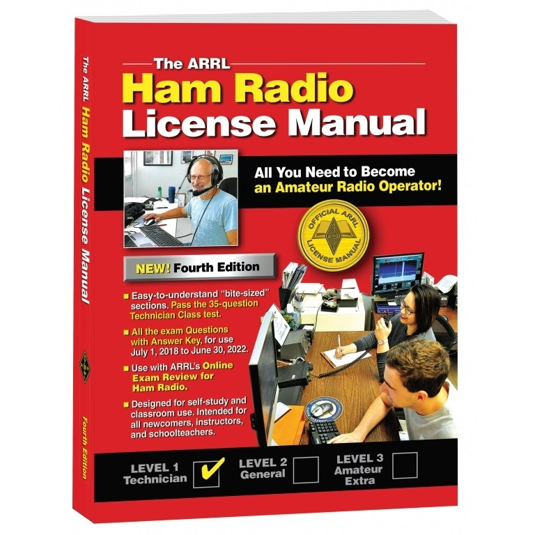 Ham Radio Technician Class License Manual 4th Edition