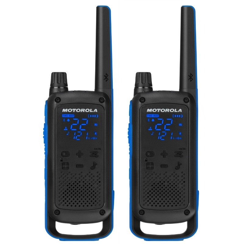 Motorola Talkabout T800 Two Way Radio w/ App Support