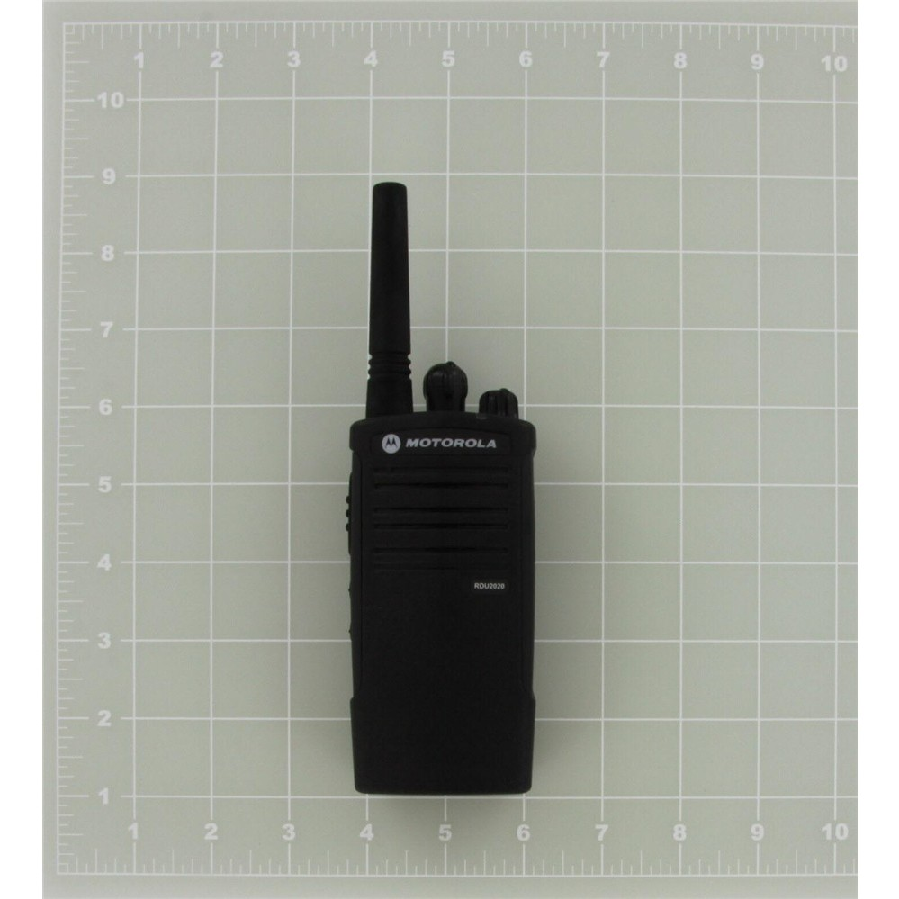 Motorola Rdu2020 Two Way Radio Rdx Series