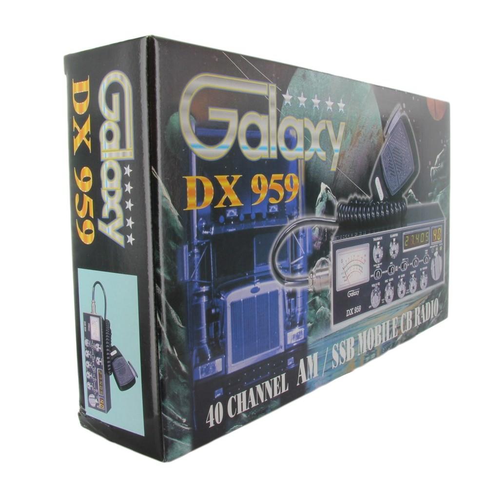 Galaxy DX 959 SSB CB Radio on