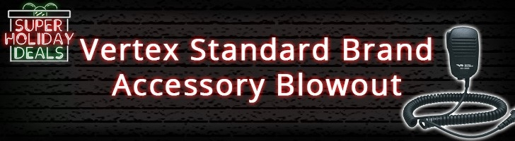 Vertex Standard Brand Accessory Blowout!