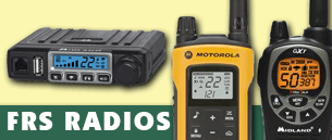 FRS/GMRS Radios from Top Brands