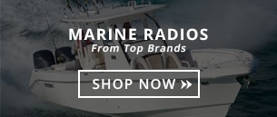Marine Radios from Top Brands