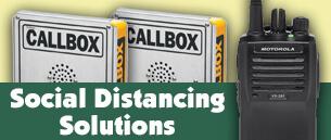 Social Distancing Solutions